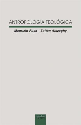 ANTROPOLOGIA TEOLOGICA-LIBRERIA-PAULINAS