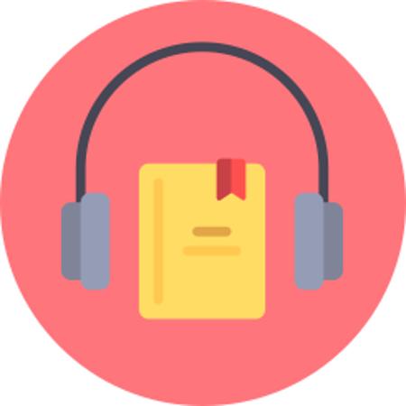 Cuadro para la categoría Audiolibro