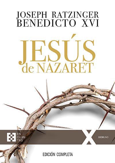 Picture of JESUS DE NAZARET (EDICION COMPLETA JOSEPH RATZINGER)