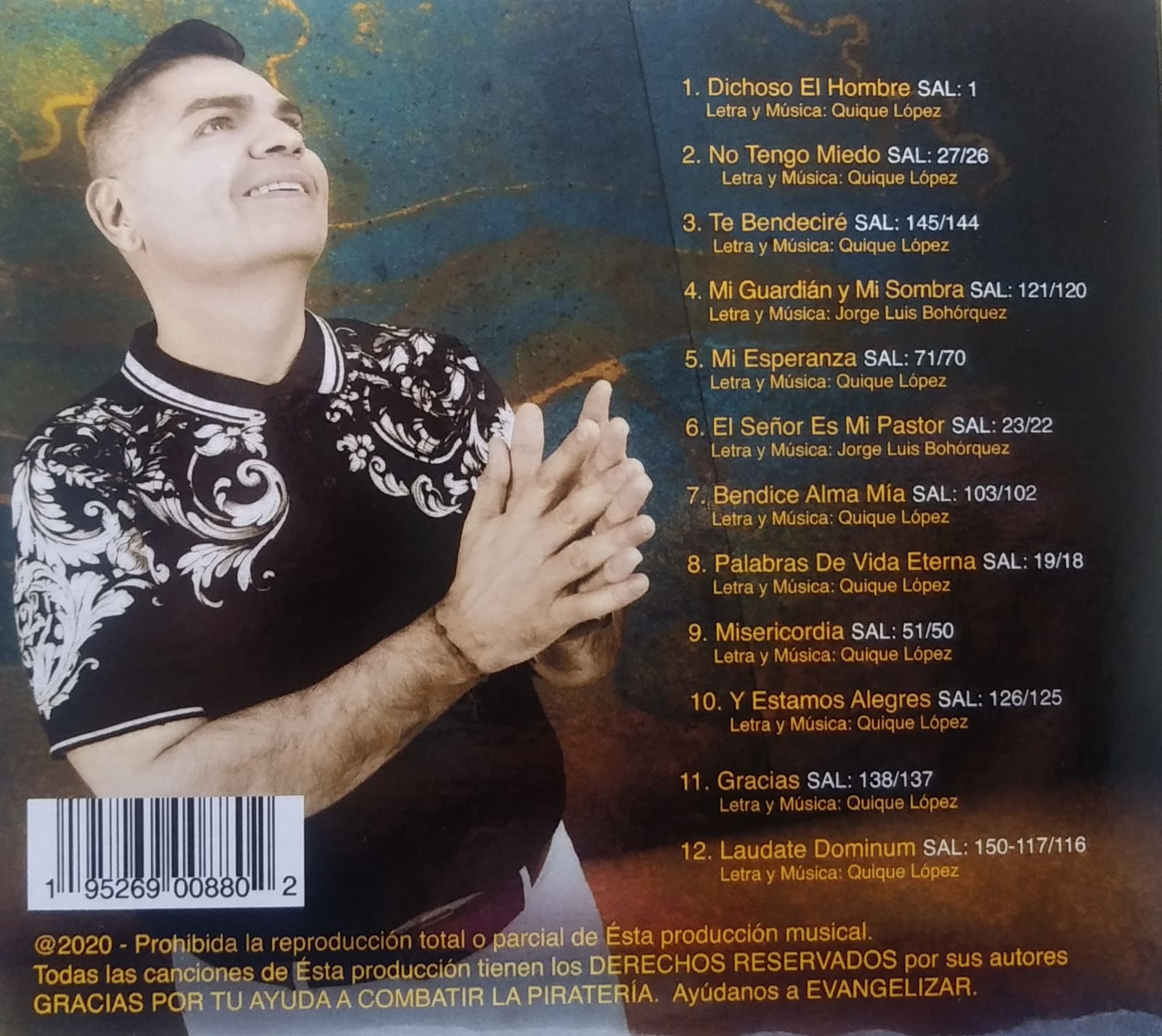 Picture of CD.TE BENDECIRE