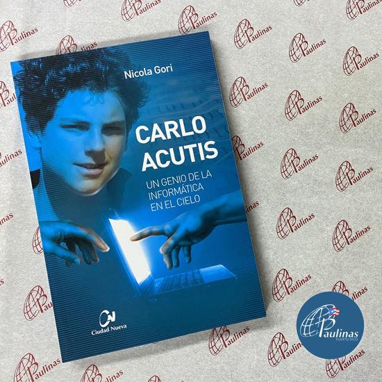 Picture of CARLO ACUTIS UN GENIO DE LA INFORMATICA EN EL CIELO