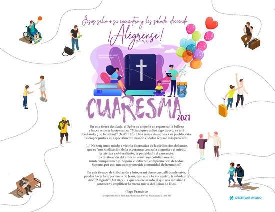Picture of Calendario de Cuaresma 2021 - Paulinas Puerto Rico