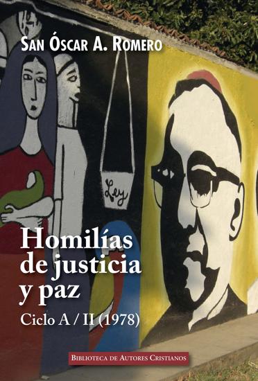 Picture of HOMILIAS DE JUSTICIA Y PAZ  CICLO A/II (1978) BAC