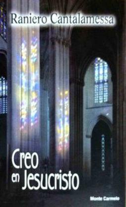 Picture of CREO EN JESUCRISTO (MONTE CARMELO)