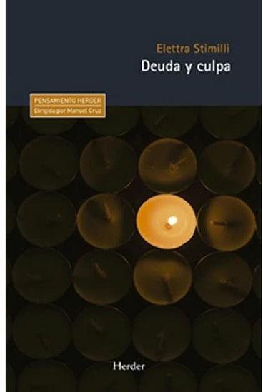 Picture of DEUDA Y CULPA  (HERDER)