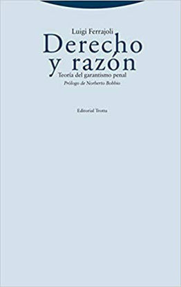 Picture of DERECHO Y RAZON (TROTTA) Teoria del garantismo penal