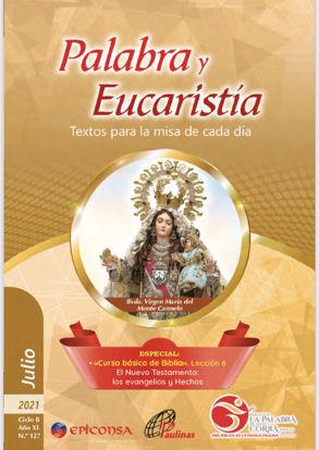 Picture of PALABRA Y EUCARISTIA JULIO 2021 FORMATO DIGITAL DESCARGABLE