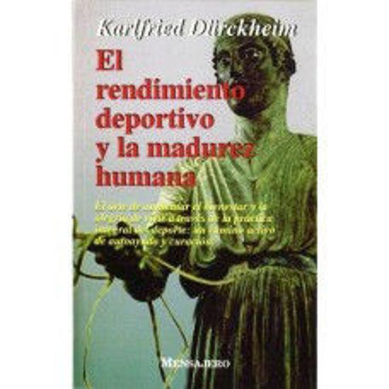 Picture of RENDIMIENTO DEPORTIVO Y MADUREZ HUMANA
