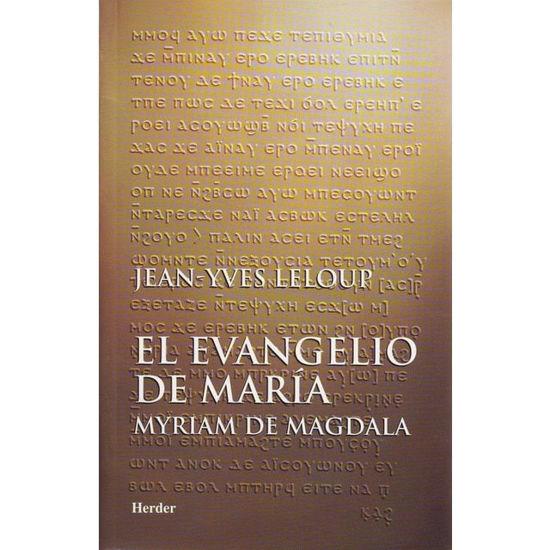 Picture of EVANGELIO DE MARIA MYRIAM DE MAGDALA