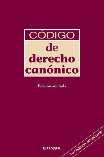Picture of CODIGO DE DERECHO CANONICO (EUNSA)