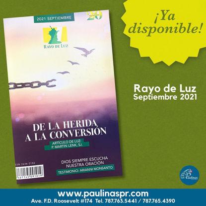 Picture of RAYO DE LUZ (Septiembre)