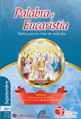 Picture of PALABRA Y EUCARISTIA SEPTIEMBRE 2021 DIGITAL DESCARGABLE