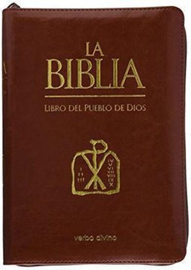 Picture of BIBLIA LIBRO DEL PUEBLO DE DIOS (SIMIL PIEL)