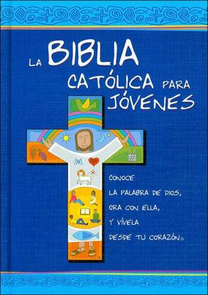 Picture of BIBLIA CATOLICA PARA JOVENES (BOLSILLO TAPA DURA) JUNIOR