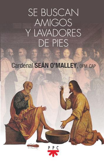Picture of SE BUSCAN AMIGOS Y LAVADORES DE PIES (PPC)