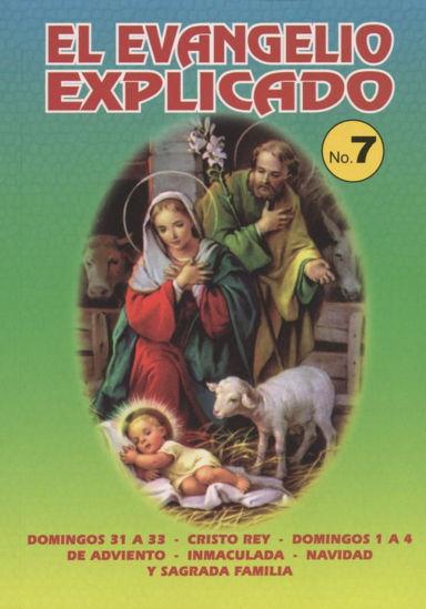 Picture of EVANGELIO EXPLICADO 7