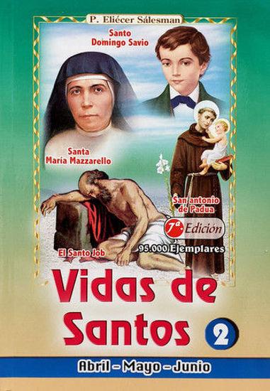 Picture of VIDAS DE SANTOS 2