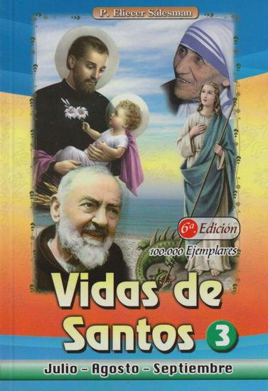 Picture of VIDAS DE SANTOS 3