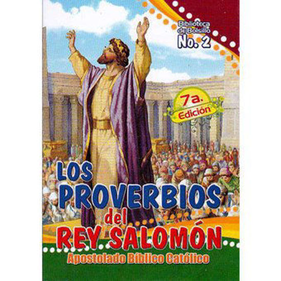 Picture of PROVERBIOS DEL REY SALOMON